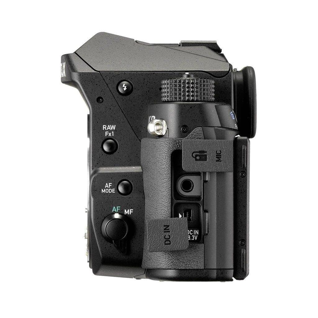 Pentax KP schwarz inkl. DA L 18-50mm 1:4-5,6 DC WR