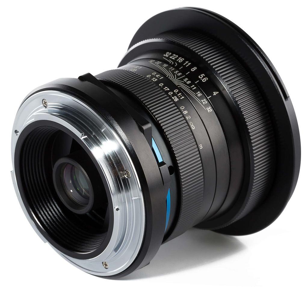 LAOWA 15mm 1:4 Macro 1:1 Shift für Sony E