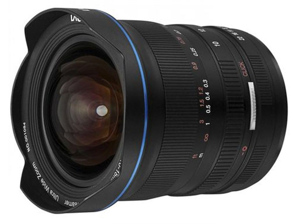 LAOWA 10-18mm 1:4,5-5,6 Zoom für Nikon Z