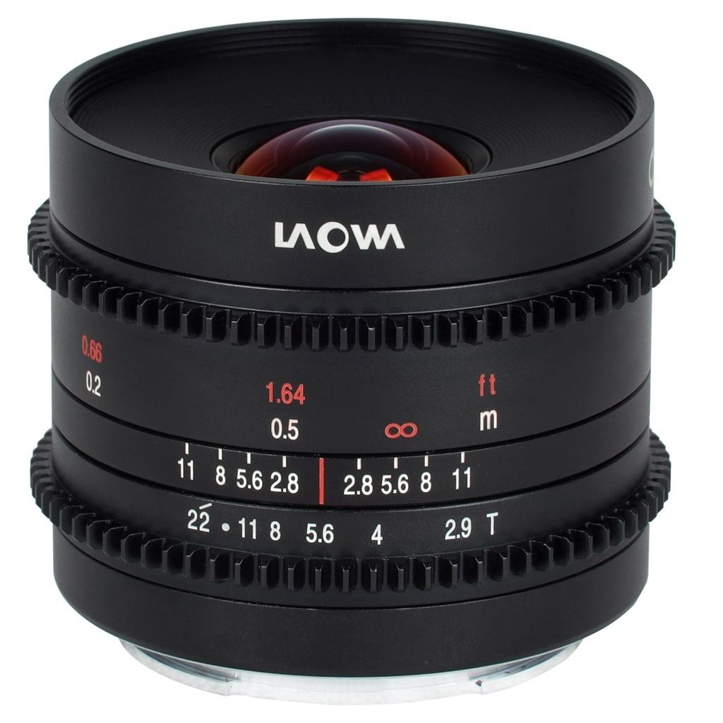 LAOWA 9mm T2.9 Zero-D Cine für Sony E