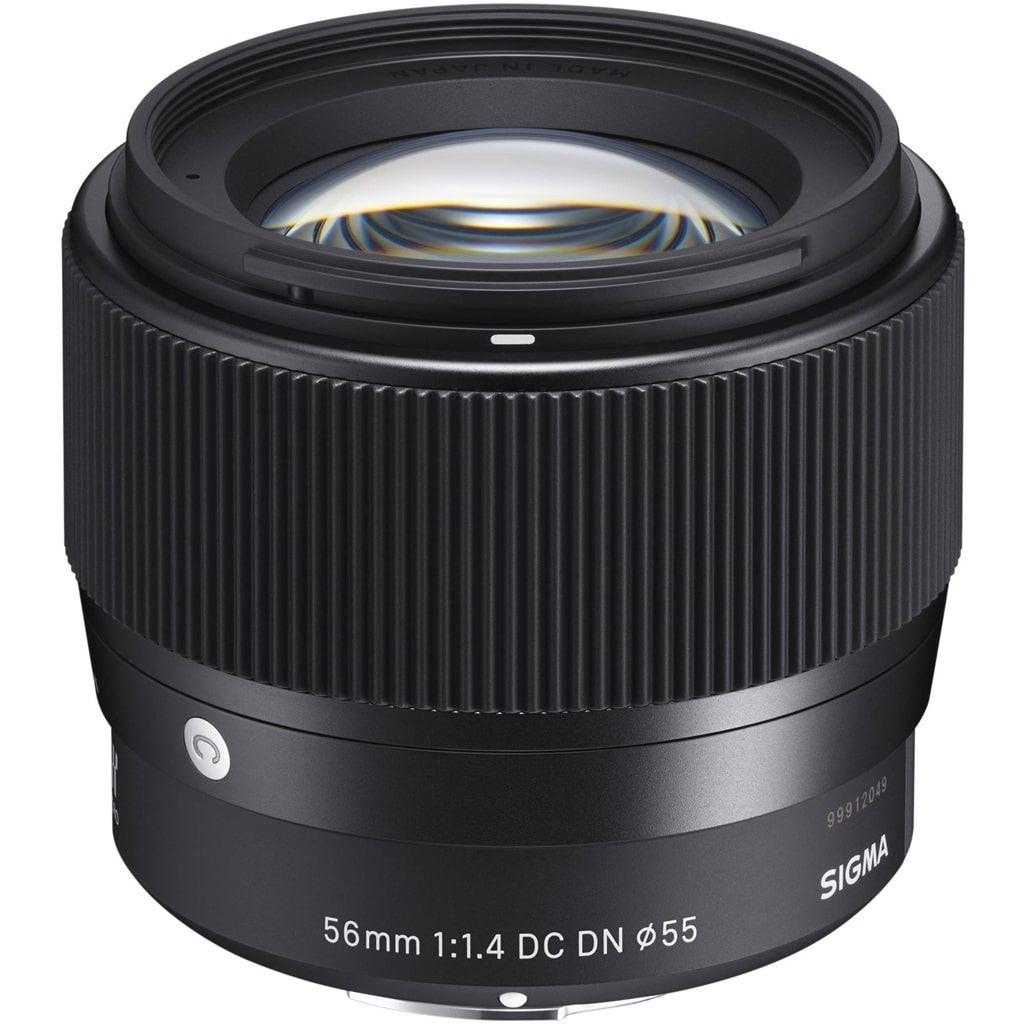 Sigma 56mm 1:1.4 DC DN für Canon EF-M