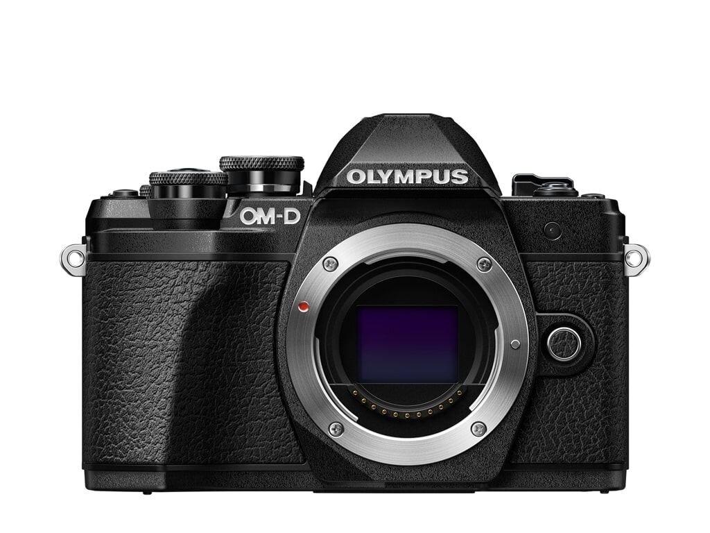Olympus OM-D E-M10 Mark III schwarz