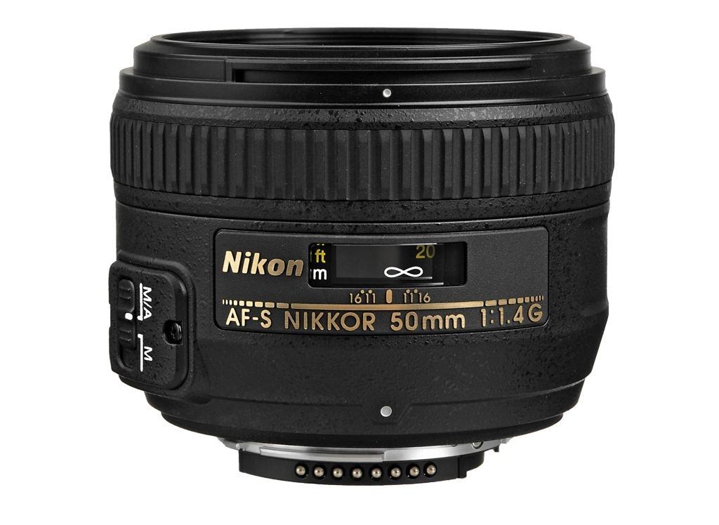 Nikon AF-S 50mm 1:1,4 G + Nikon 5-Jahre-Garantie-Aktion