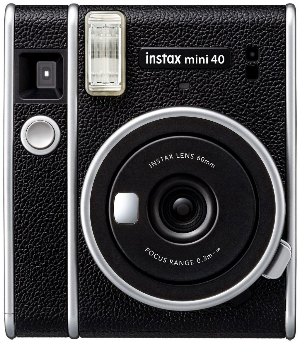 Fujifilm Instax Mini 40 schwarz