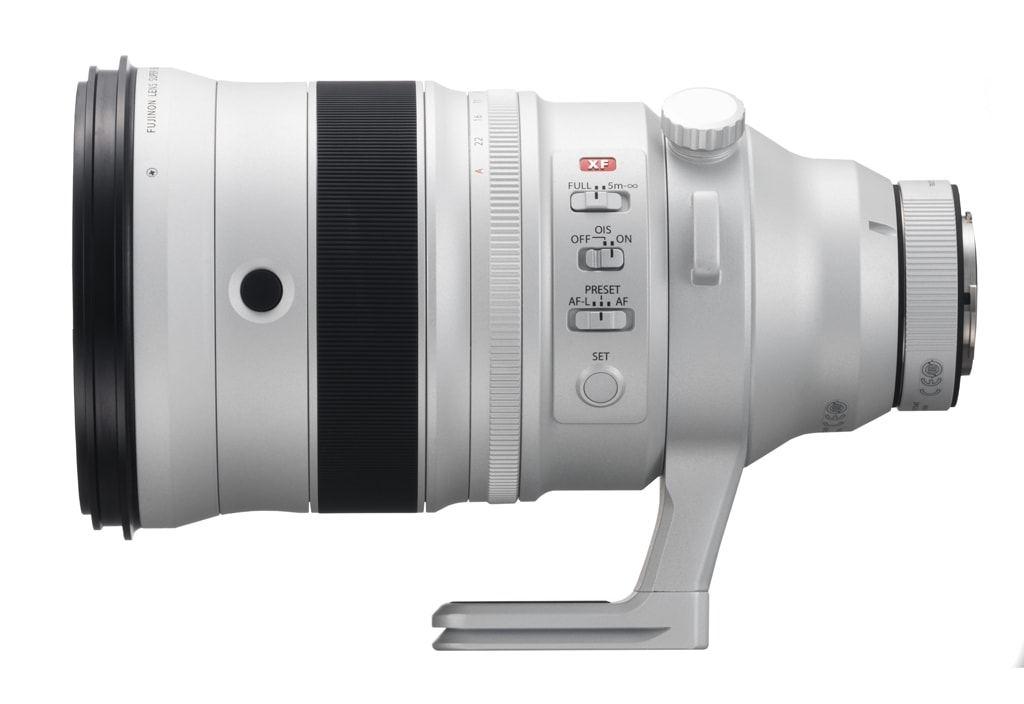 Fujifilm XF 200mm 1:2,0 LM OIS WR inkl. Telekonverter XF 1.4X TC F2 WR
