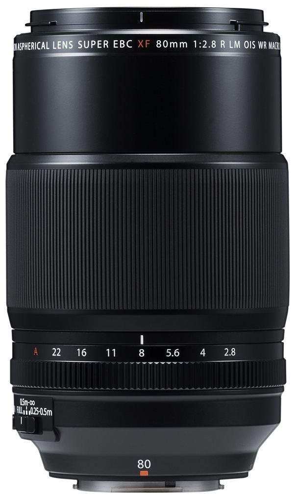 Fujifilm XF 80mm 1:2.8 R LM OIS WR Macro
