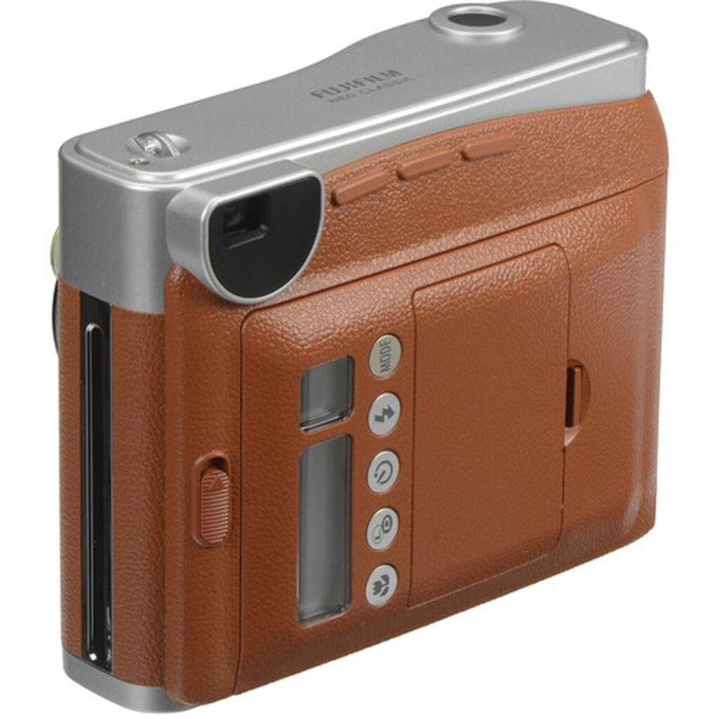 FujiFilm Sofortbildkamera Instax Mini 90 Neo Classic braun