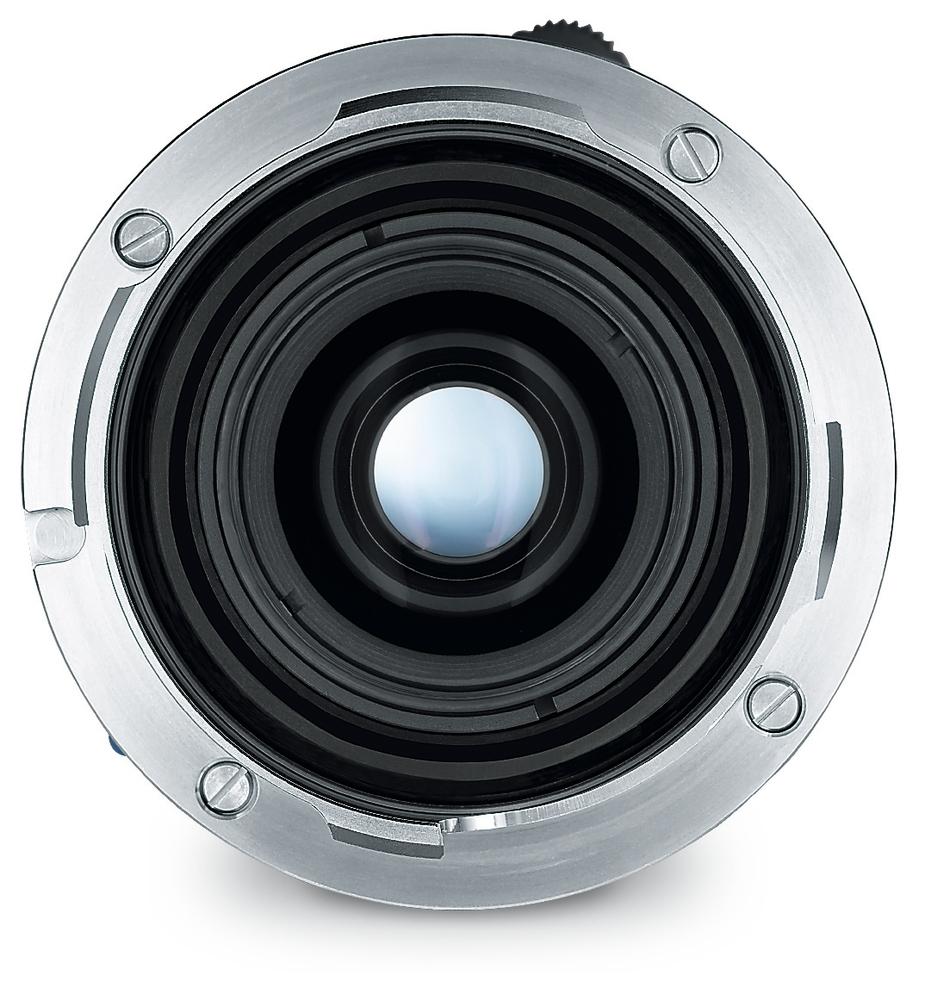 ZEISS Biogon T* 25mm 1:2,8 ZM f. Leica M silber