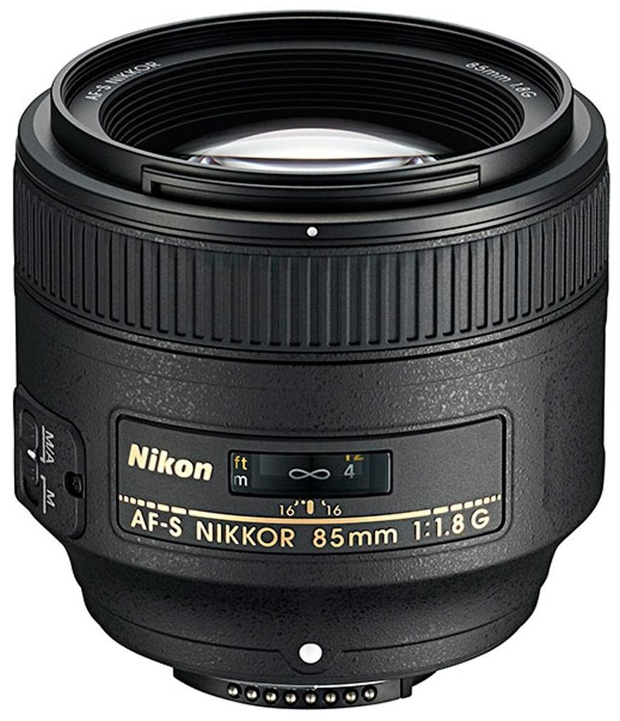 Nikon AF-S 85 mm 1:1,8 G + Nikon 5-Jahre-Garantie-Aktion