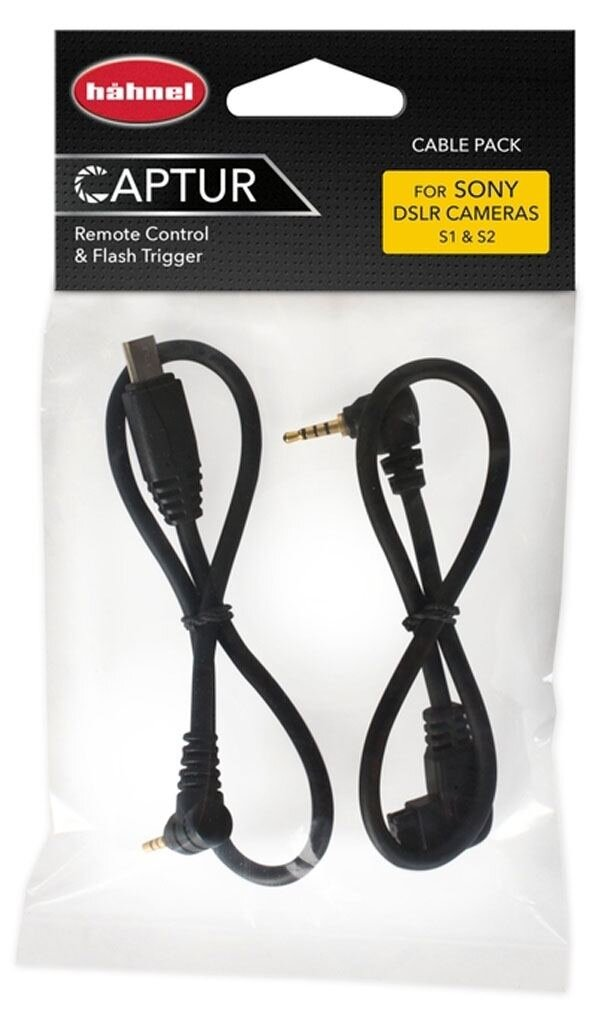 Hähnel Captur Cable Pack f. Sony