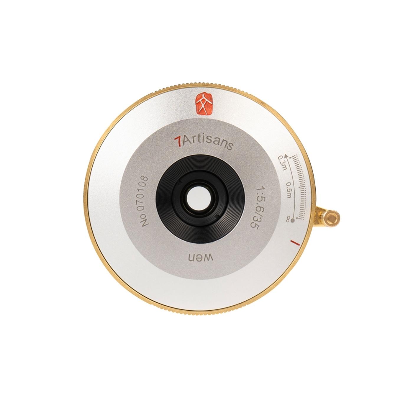7Artisans 35mm 1:5,6 WEN Pancake für Leica M