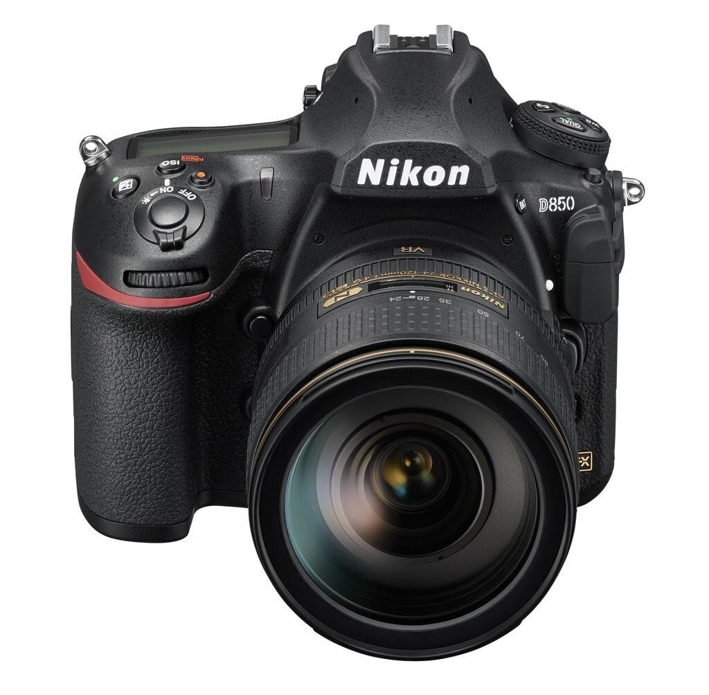 Nikon D850 + AF-S NIKKOR 24-120mm 1:4G ED VR