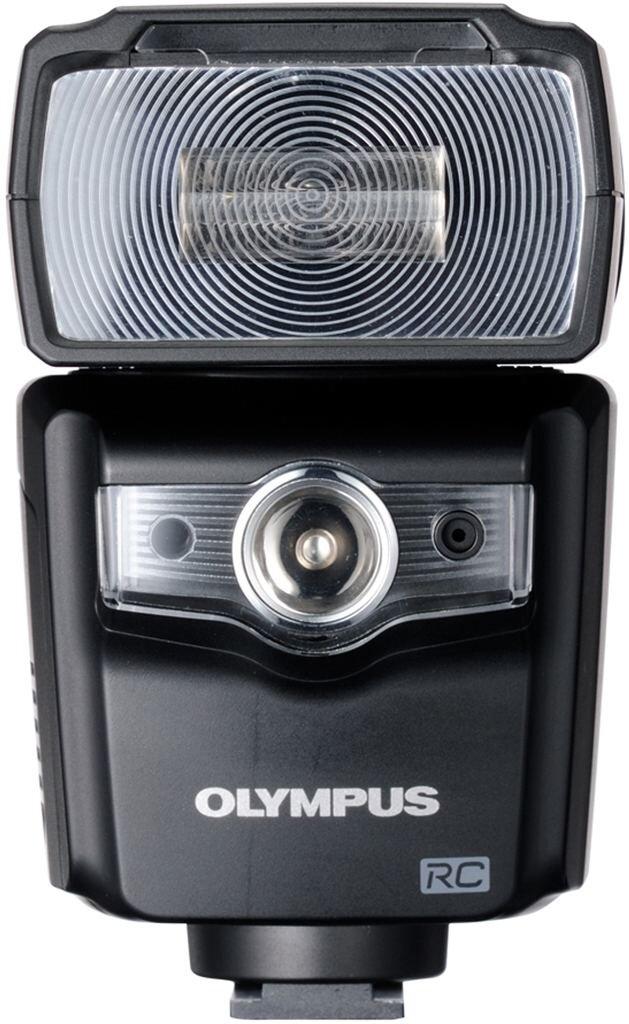 Olympus Blitzgerät FL-600R schwarz