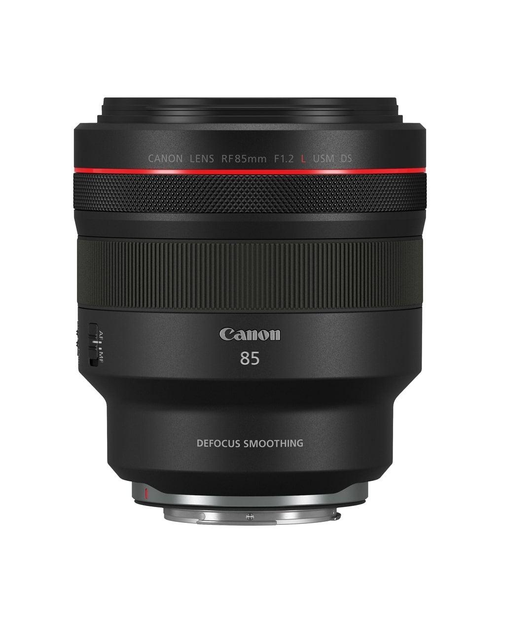 Canon RF 85mm 1:1,2 L USM DS
