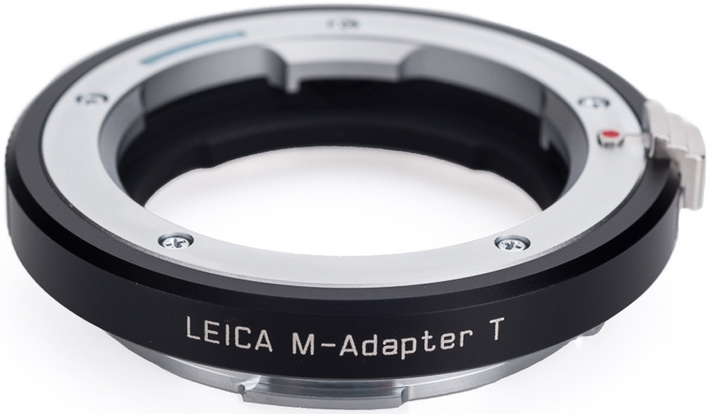 Leica M-Adapter L, schwarz 18771