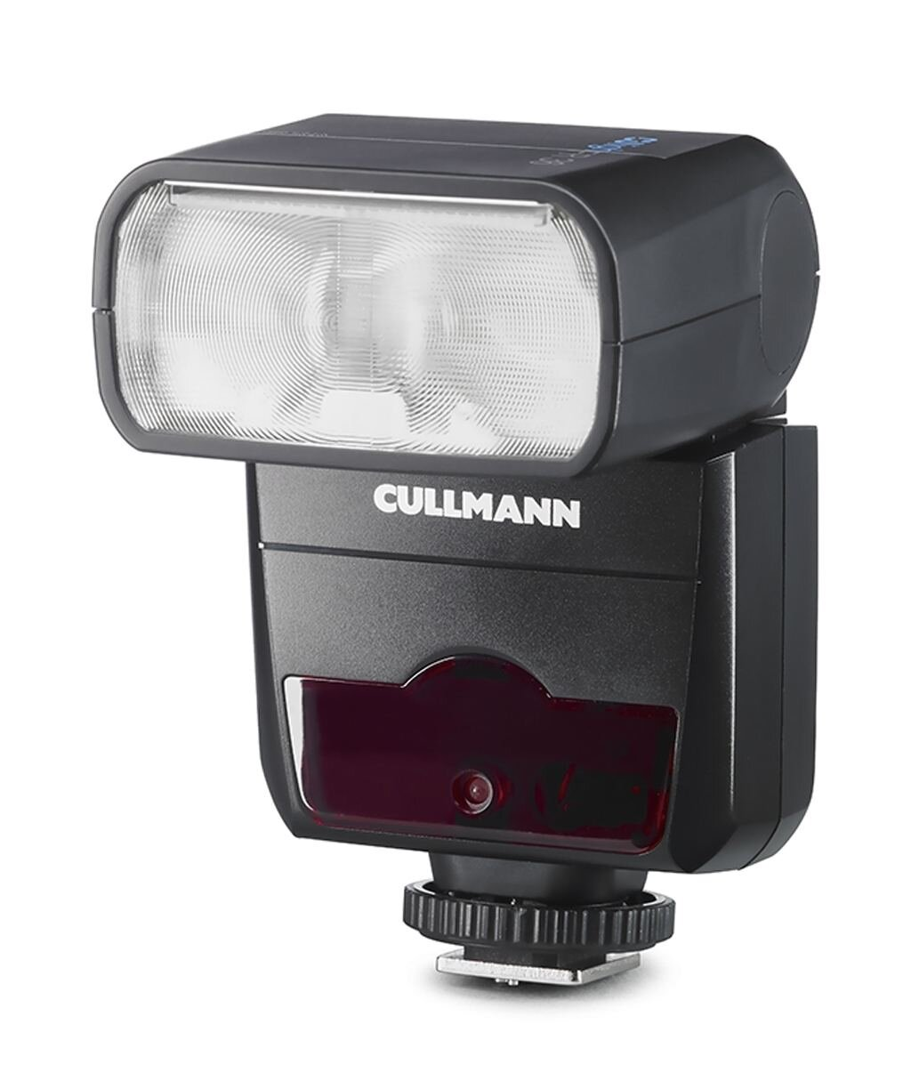 Cullmann CUlight FR 36MFT Blitzgerät für Panasonic/Olympus/Leica