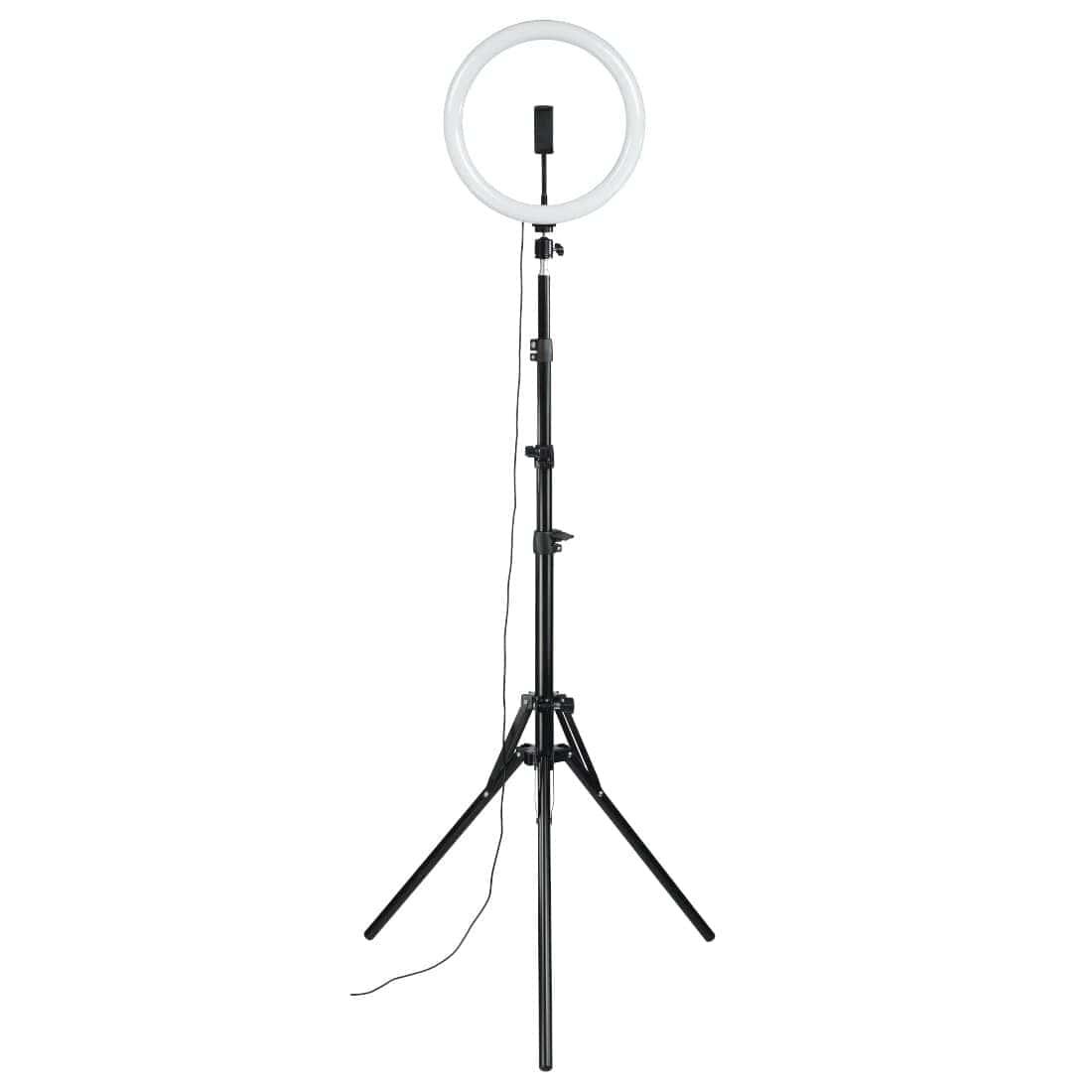 Hama LED Ringlicht SpotLight Stedy 120 Set