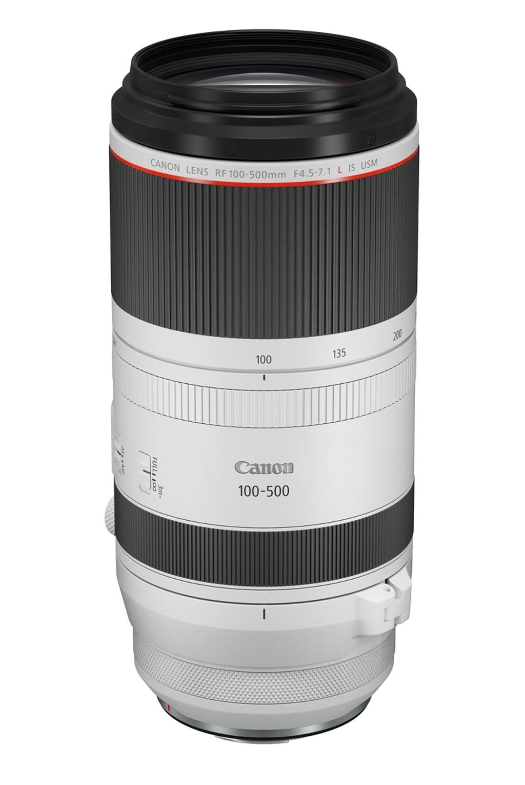 Canon RF 100-500mm 1:4,5-7.1 L IS USM