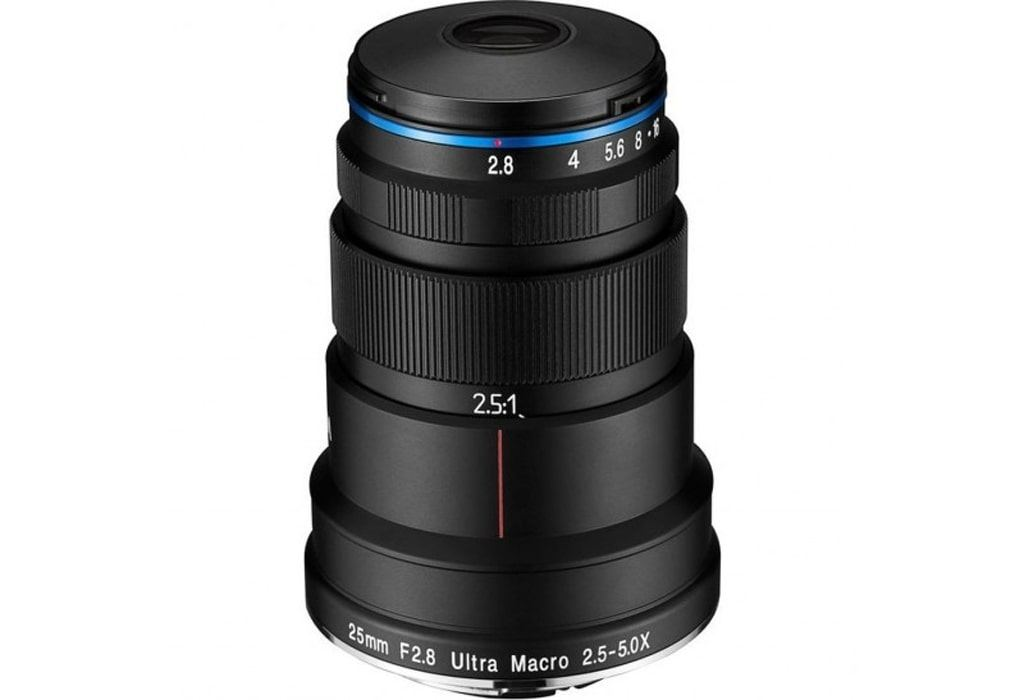 LAOWA 25mm 1:2,8 Ultra Macro 2,5-5X für Canon RF