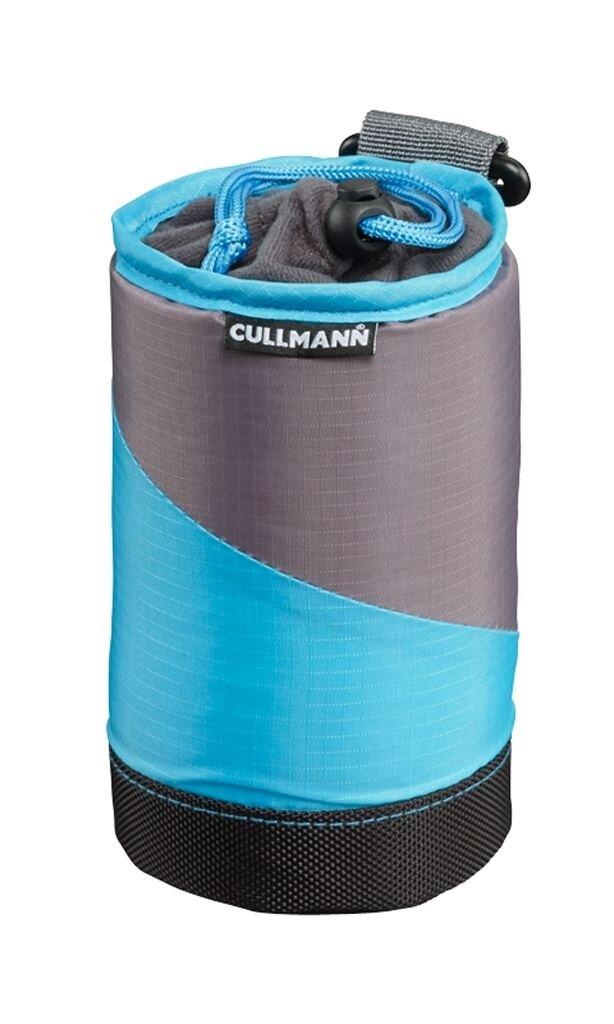Cullmann Lens Container medium cyan/grau