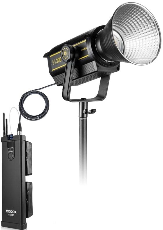 GODOX VL300 LED Videoleuchte