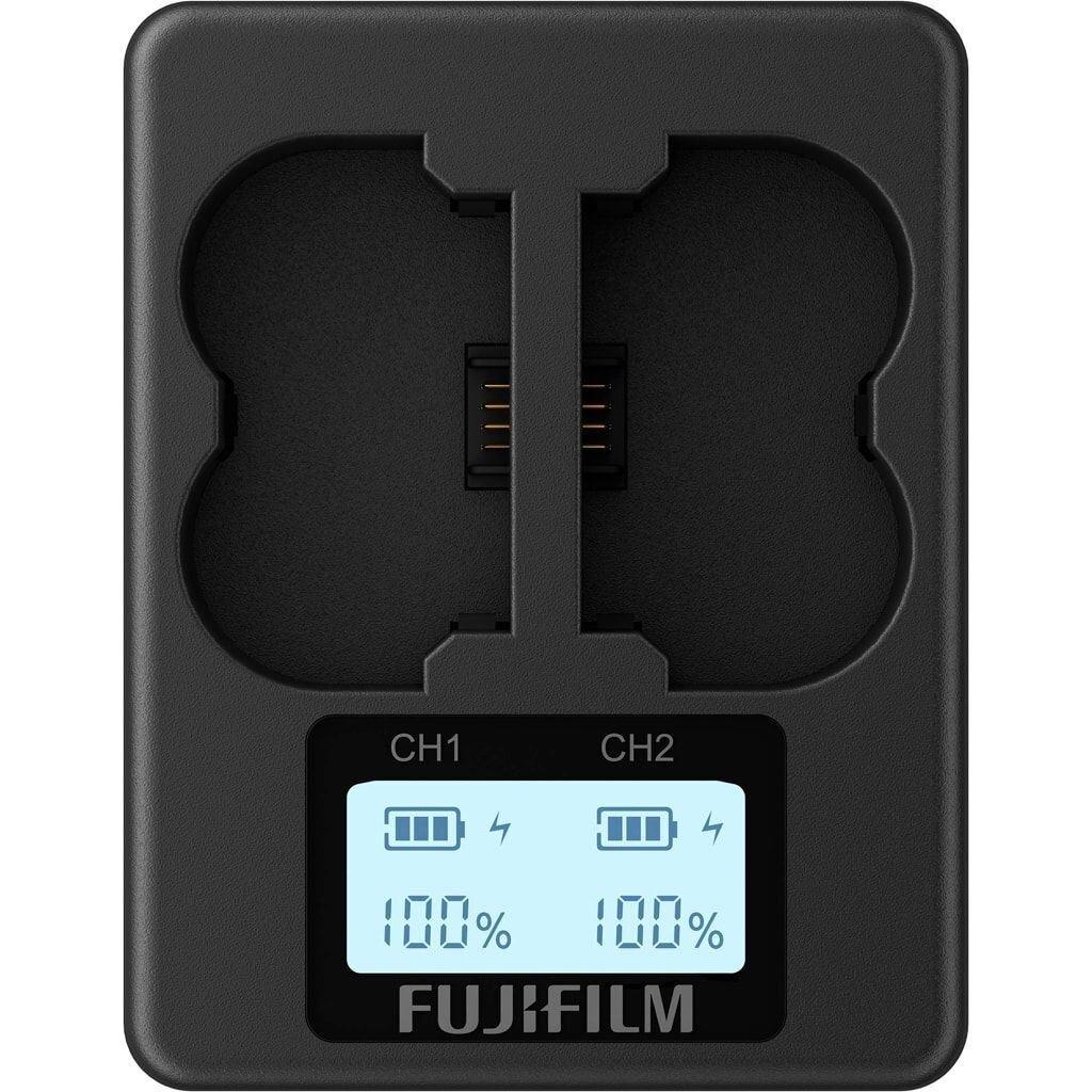 Fujifilm BC-W235 Doppel Akku-Ladegerät für NP-W235