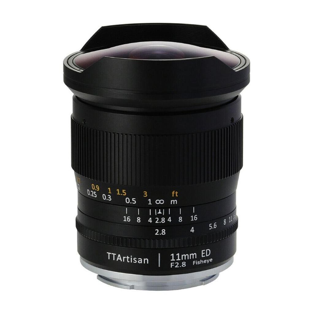 TTArtisan 11mm 1:2,8 für Nikon Z