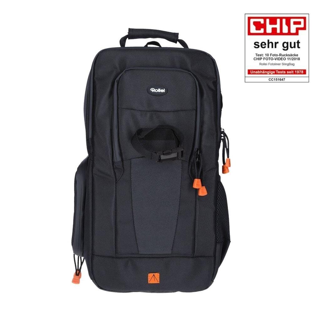 Rollei Fotoliner Sling-Bag Daypack