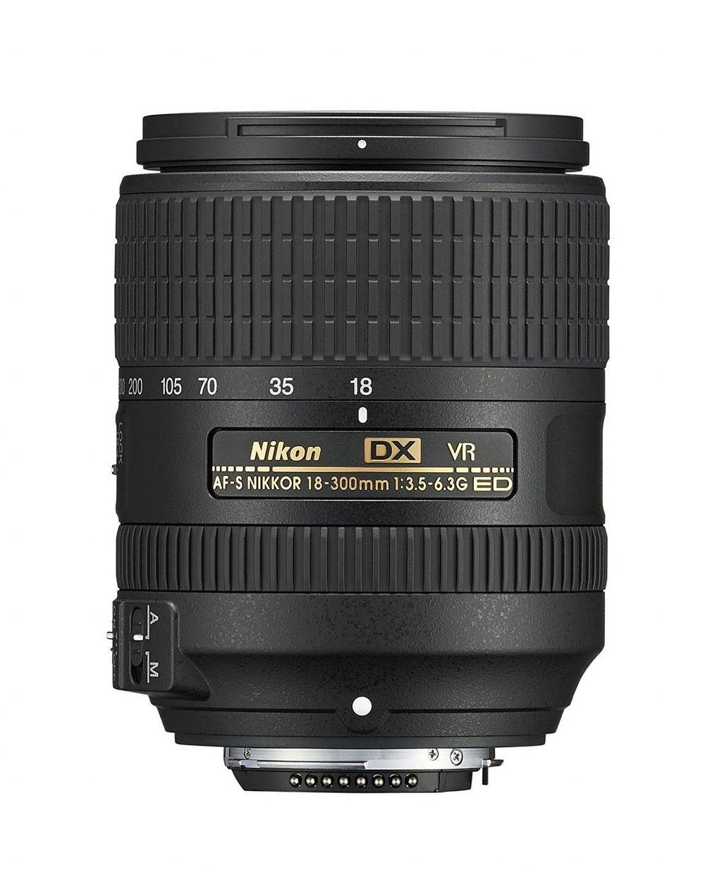 Nikon AF-S DX 18-300mm 1:3,5-6,3 G ED VR
