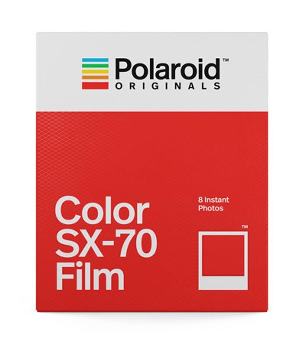 Polaroid Sofortbildfilm Color SX-70