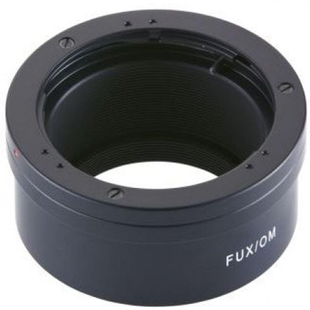 Novoflex Adapter Fuji X Mount auf Olympus OM Objektiv