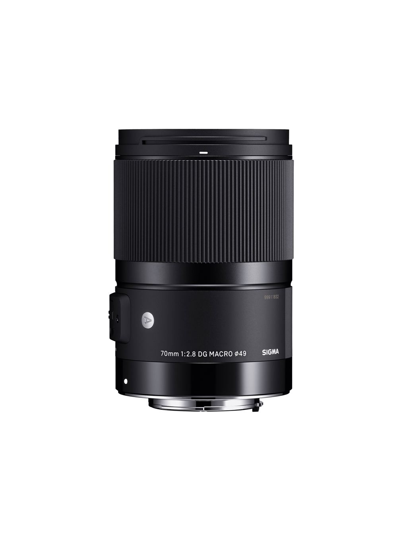 Sigma 70mm 1:2.8 DG Macro Art für Canon EF