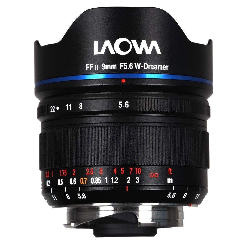 LAOWA 9mm 1:5,6 FF RL W-Dreamer für Leica M
