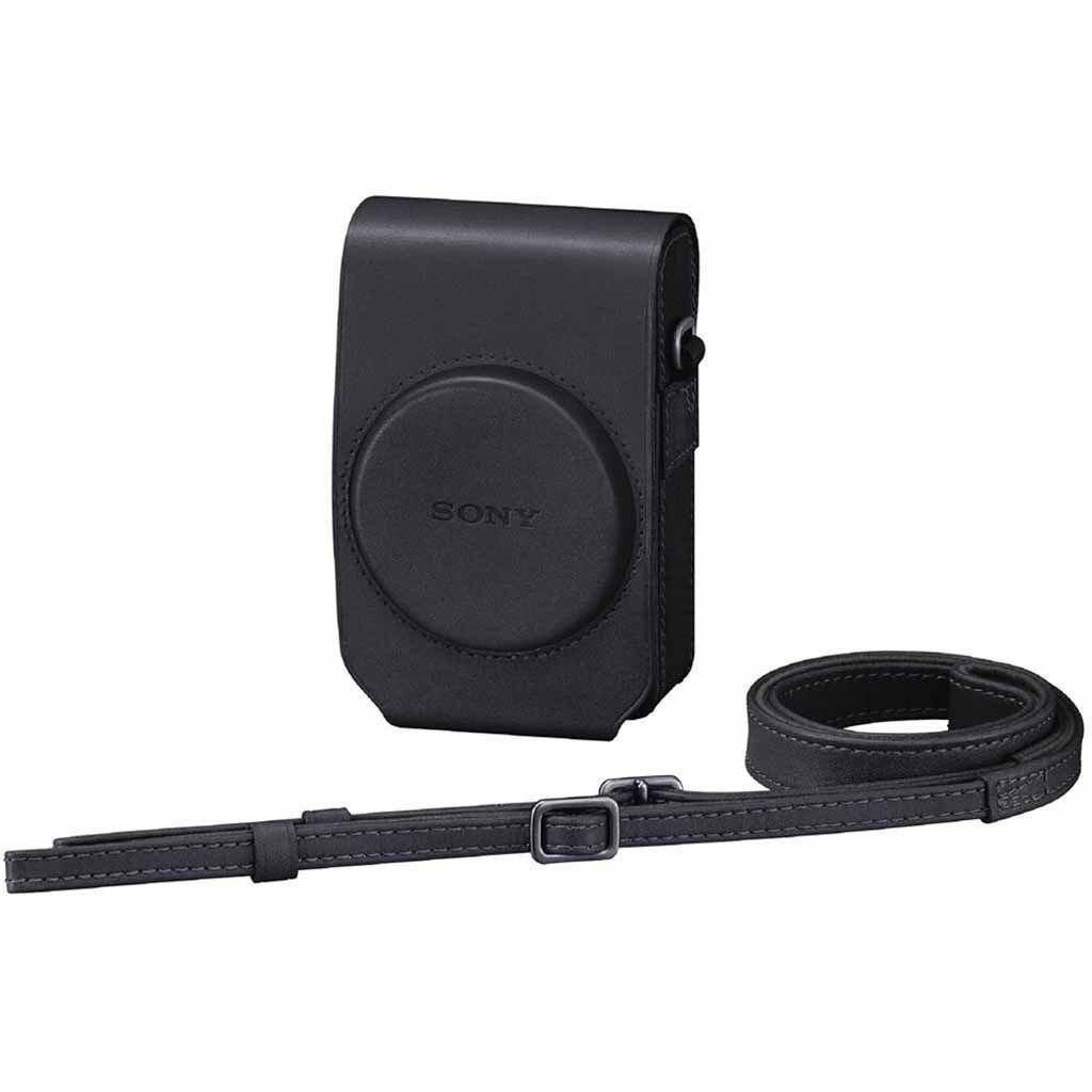 Sony LCS-RXG Tasche für DSC-RX100/DSC-HX90(v)/DSC-WX500