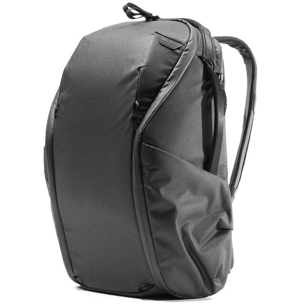 Peak Design Everyday Backpack V2 Zip Foto-Rucksack 20 Liter black (schwarz)