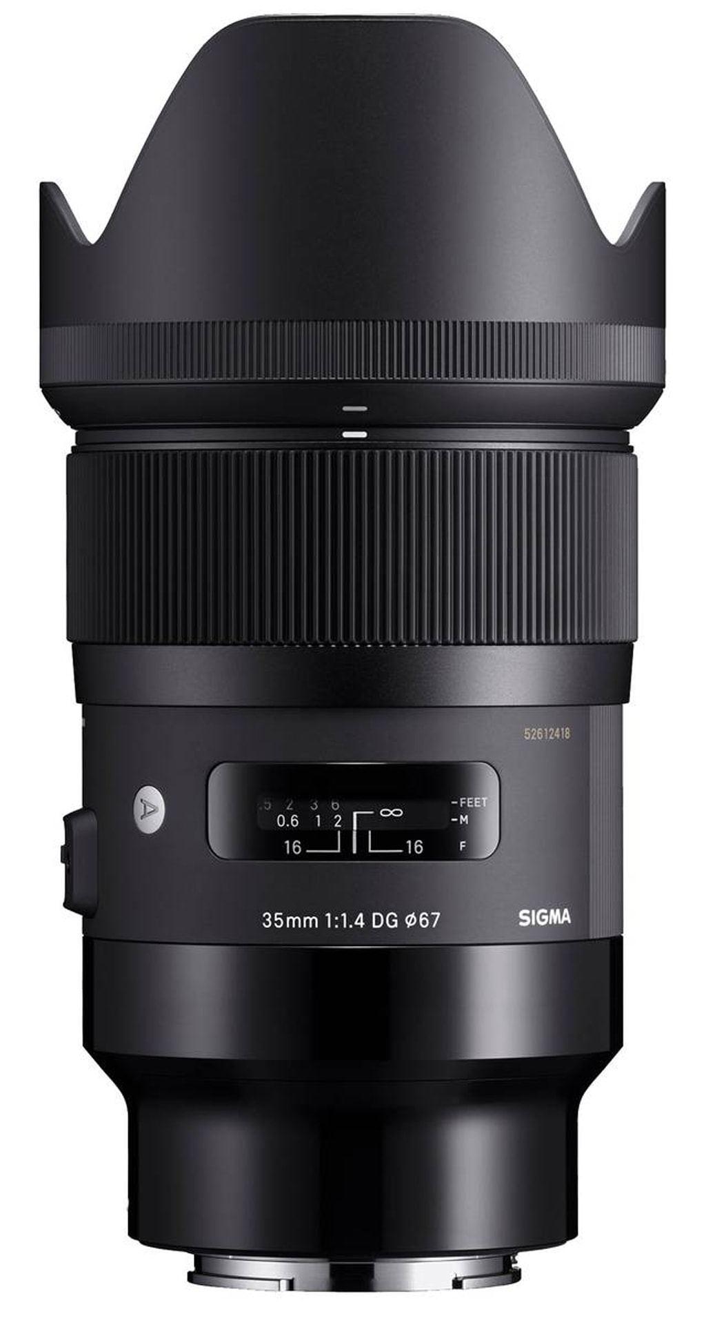 Sigma 35mm 1:1,4 DG HSM Art für Sony E-Mount