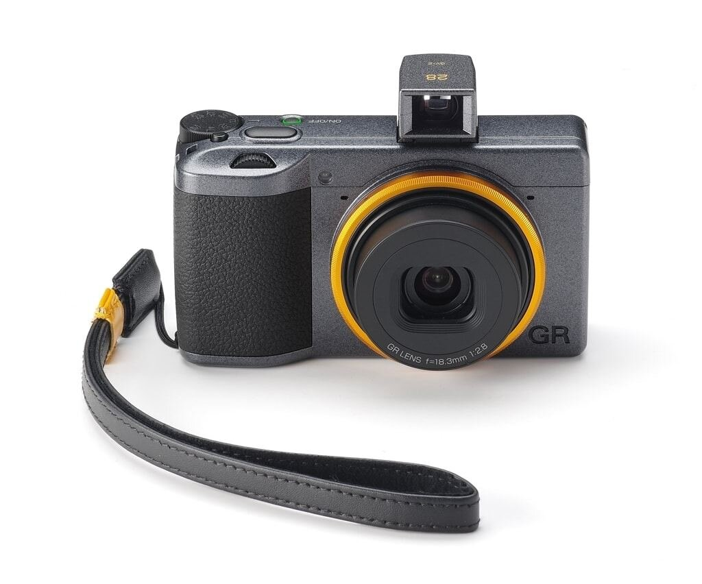 Ricoh GR III Street Edition - Special Limited Kit