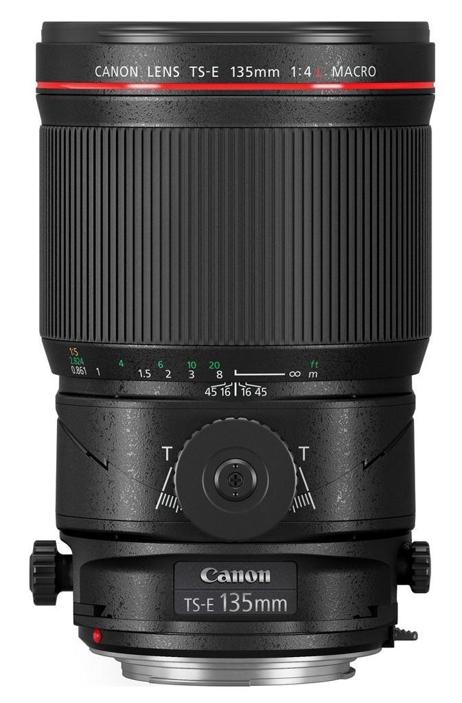 Canon TS-E 135mm 1:4 L Macro