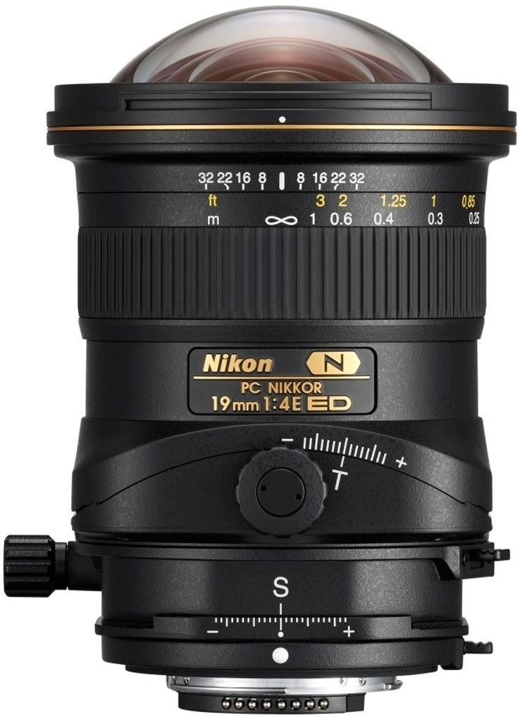 Nikon PC-E 19mm 1:4E ED inkl. 5-Jahre Nikon Garantieverlängerung