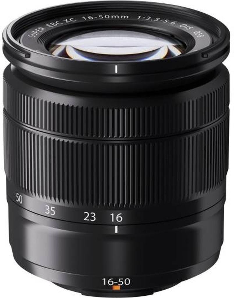 Fujifilm XC 16-50mm 1:3,5-5,6 OIS II schwarz aus Set