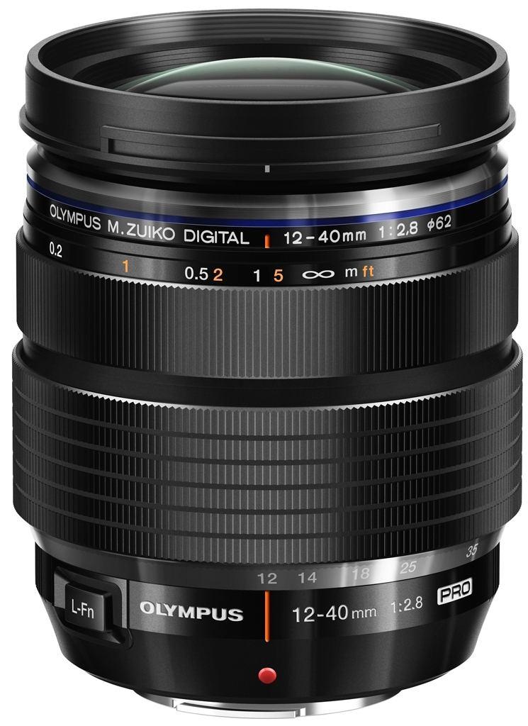 Olympus M.Zuiko Digital ED 12-40mm 1:2,8 IS PRO aus Set