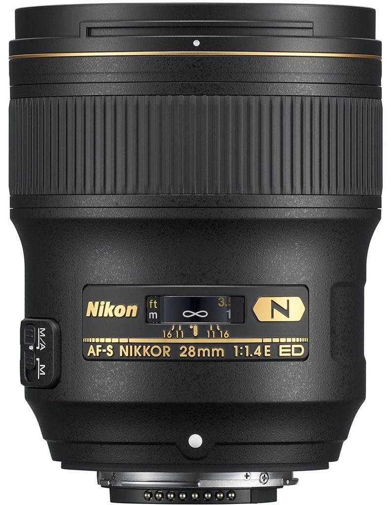 Nikon AF-S 28mm 1:1,4 E ED + Nikon 5-Jahre-Garantie-Aktion
