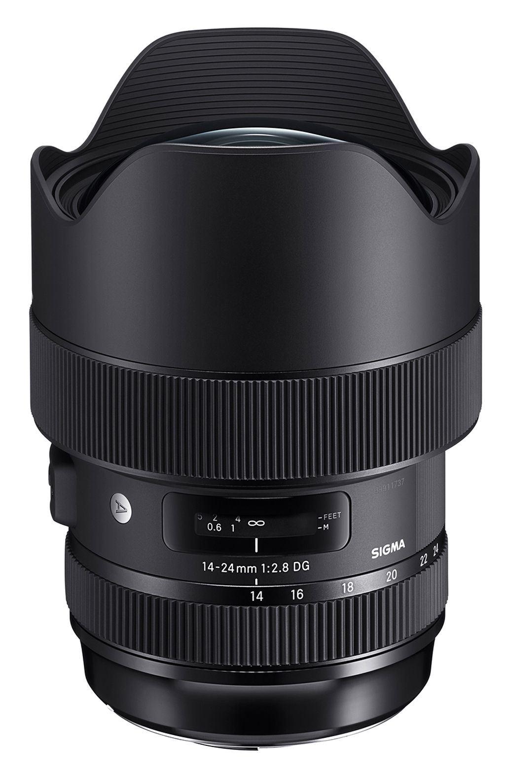 Sigma 14-24mm 1:2.8 DG HSM Art für Canon EF