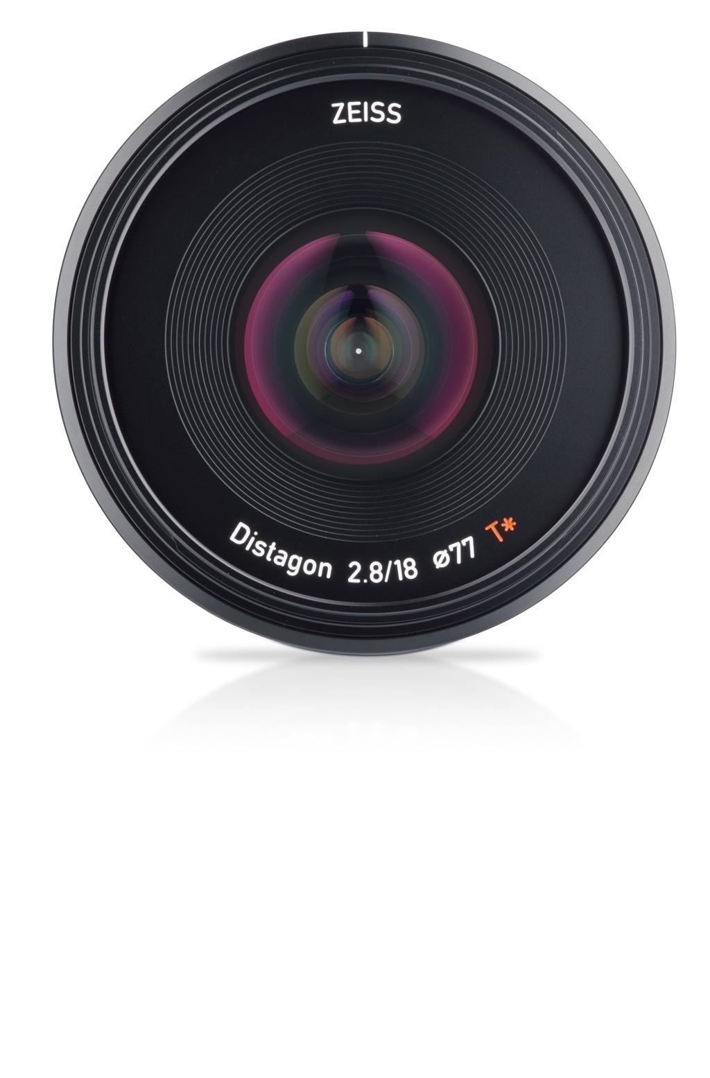 ZEISS Batis 18mm 1:2,8 für Sony ILCE (E-Mount)