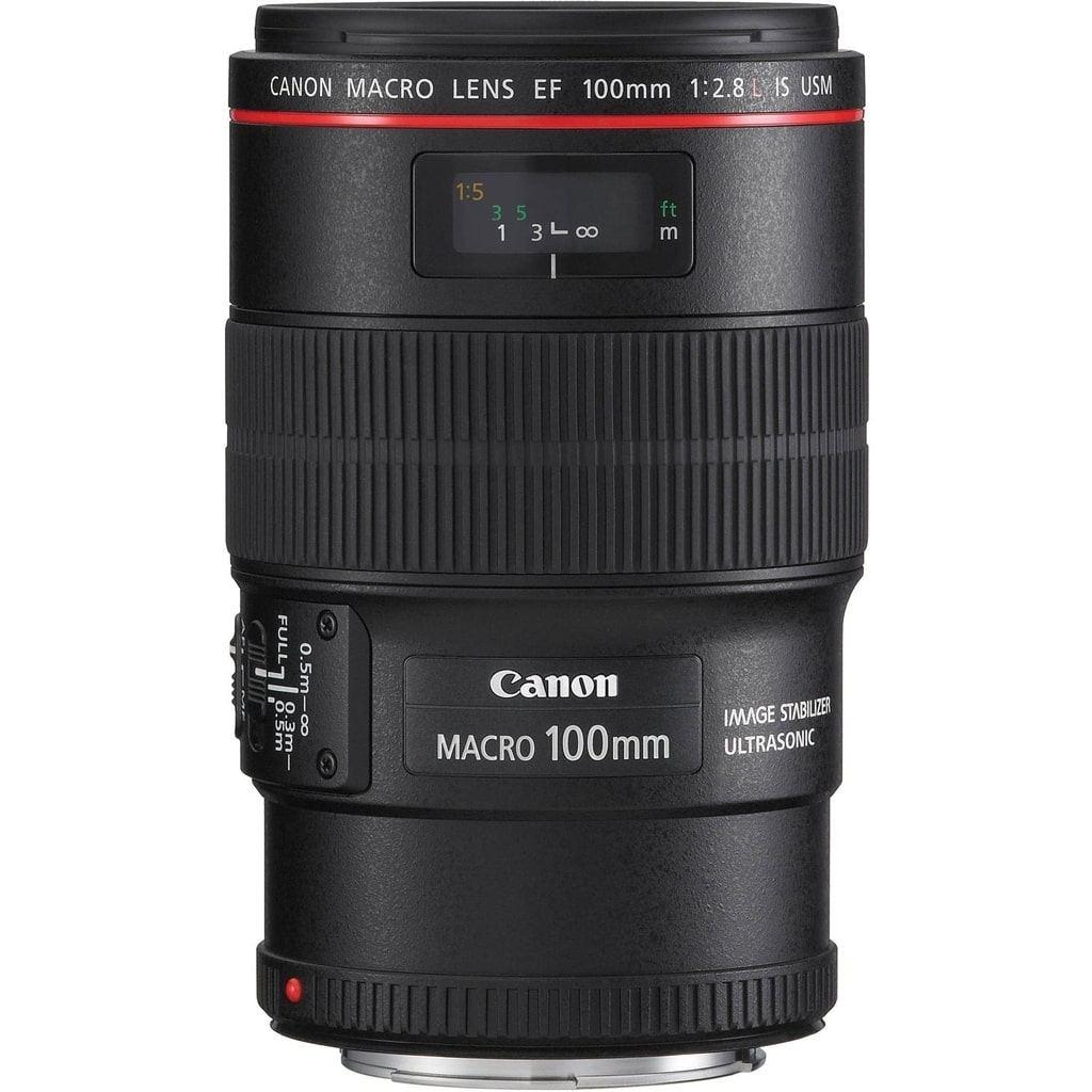 Canon EF 100mm 1:2,8L IS USM Macro