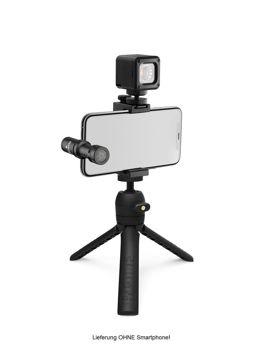 Rode Vlogger Kit USB-C (für Smartphones mit USB-C Anschluss)