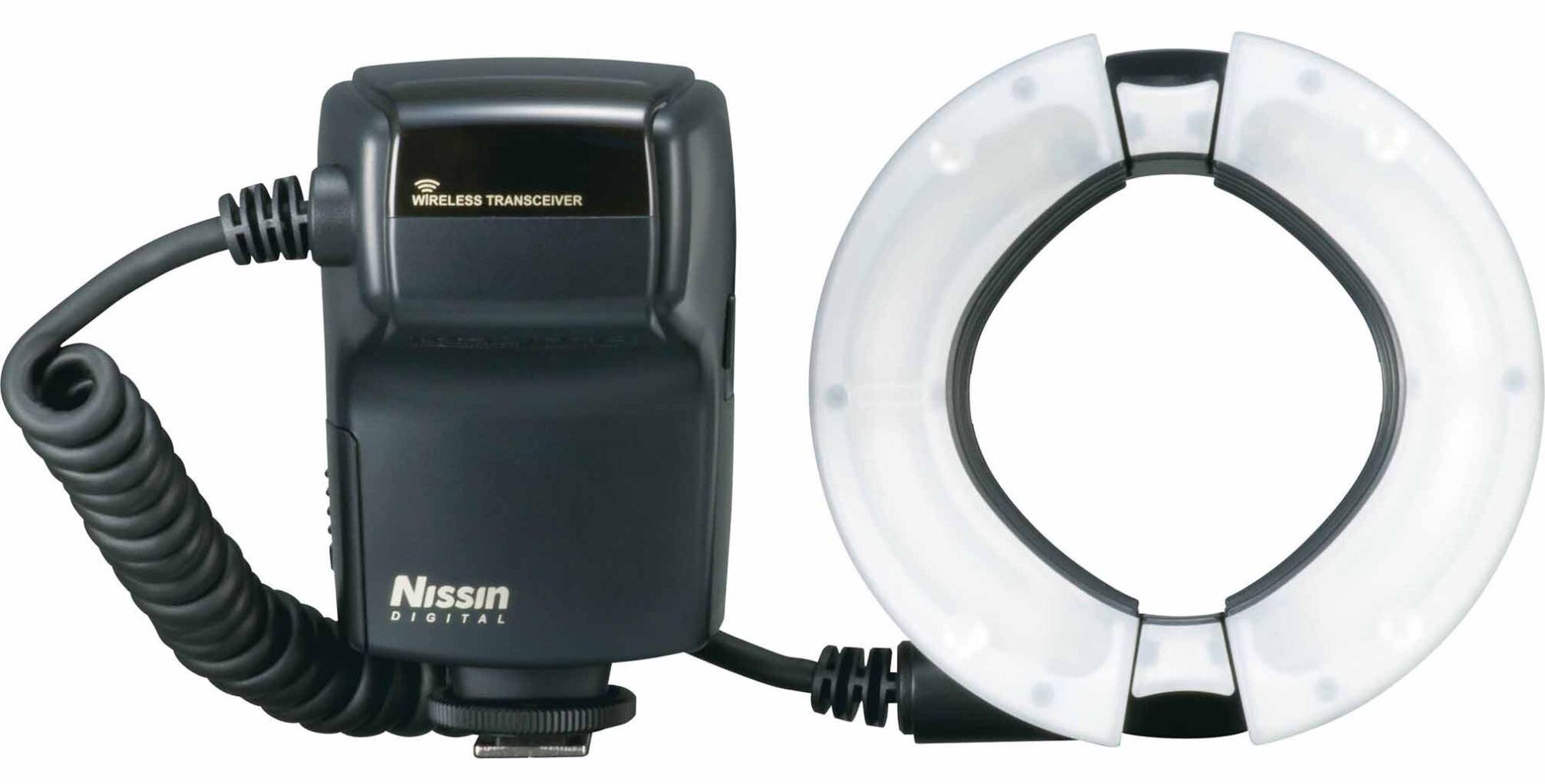 Nissin Ringblitz MF18 für Canon