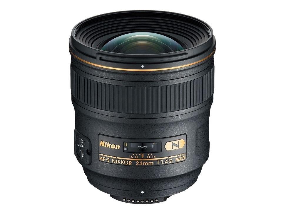 Nikon AF-S 24 mm 1:1,4 G ED + Nikon 5-Jahre-Garantie-Aktion