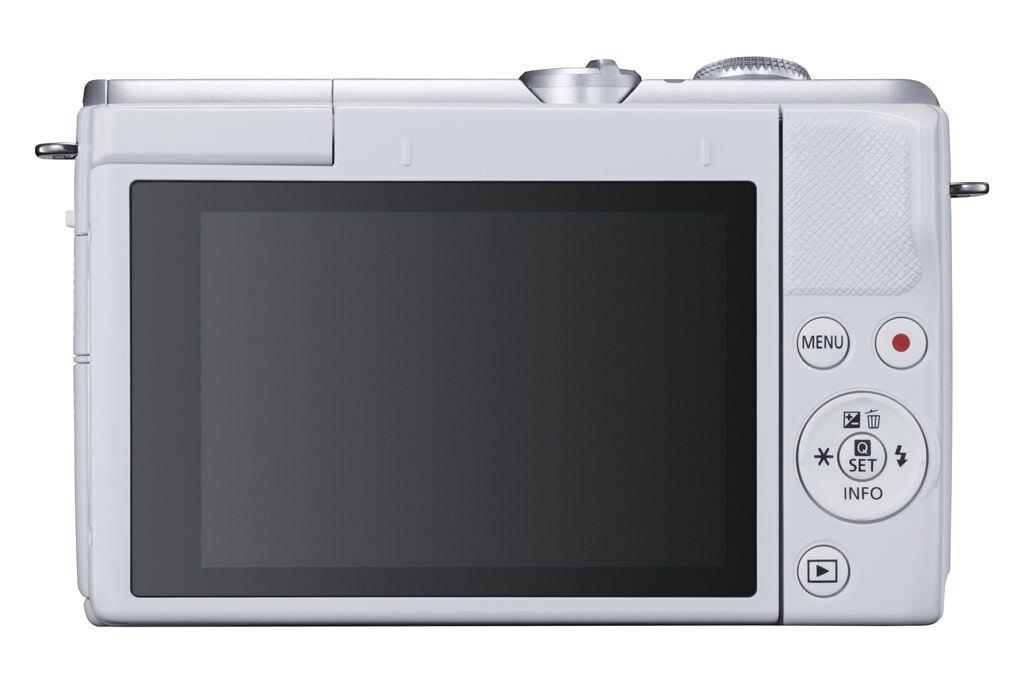 Canon EOS M200 weiß Gehäuse