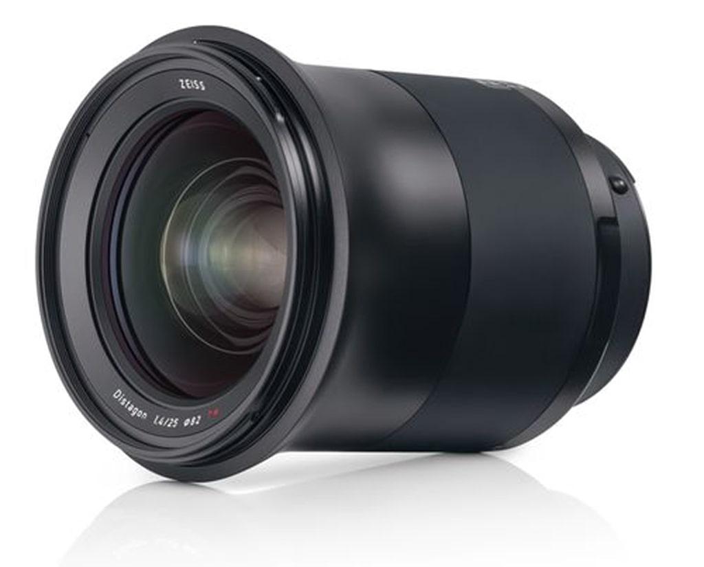 ZEISS Milvus 25mm 1:1,4 ZE f. Canon EOS
